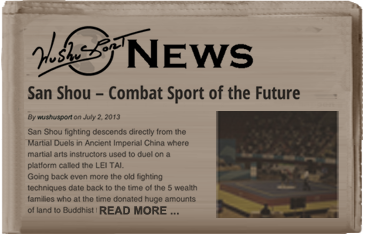 link to Sanshou - sport of the future on wushu sport news