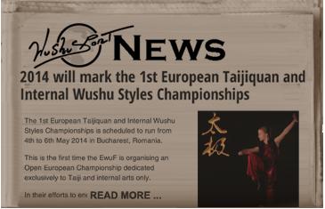 European Taiji and internal styles championships 2014